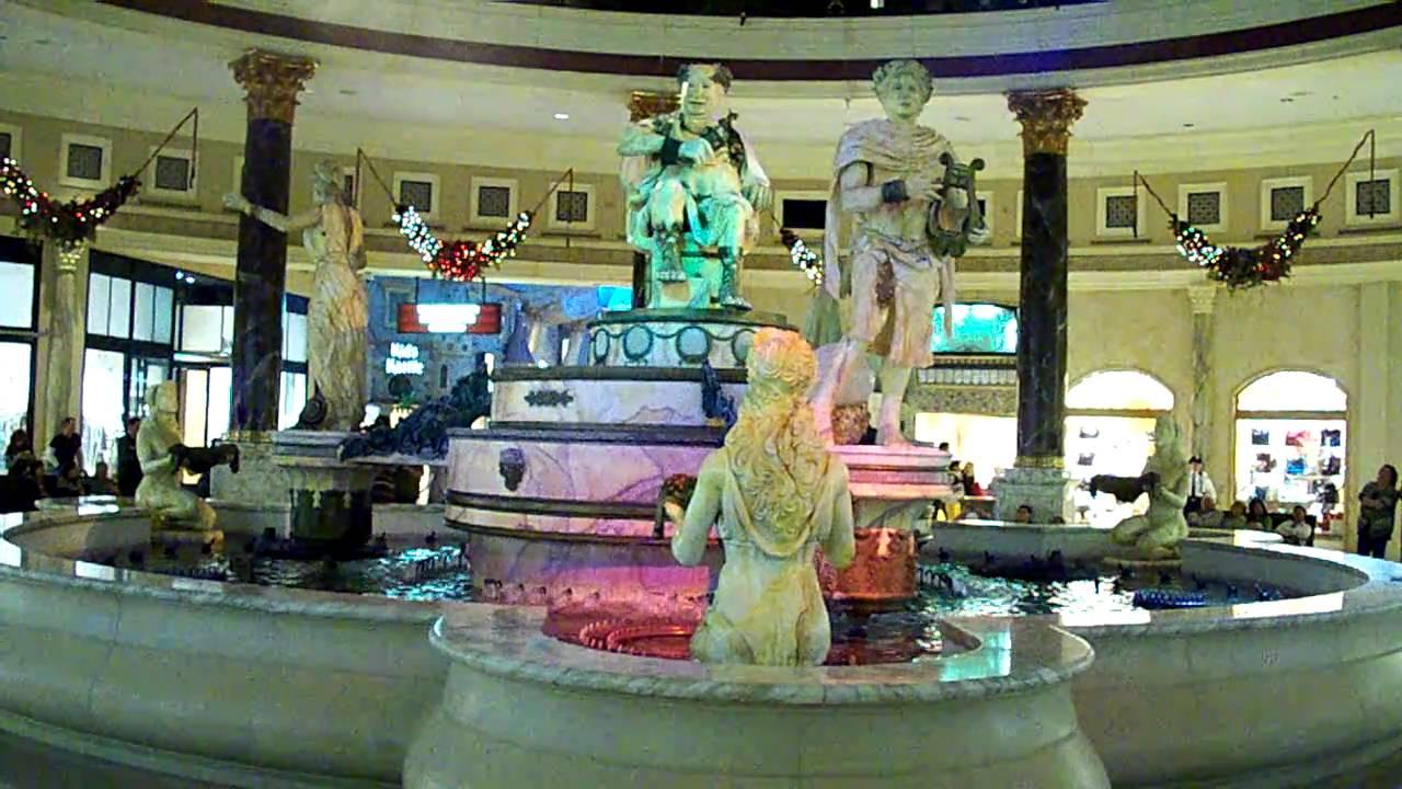 Caesar Palace Las Vegas Shows