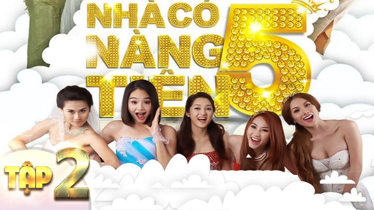 Nhà Có 5 Nàng Tiên - Tập 2| Hoài Linh, Việt Hương, Chí Tài, Miu Lê, Bảo Anh [Phim Truyền Hình]