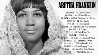 Aretha Franklin Greatest Hits Live ♪ღ♫ Best of Aretha Franklin