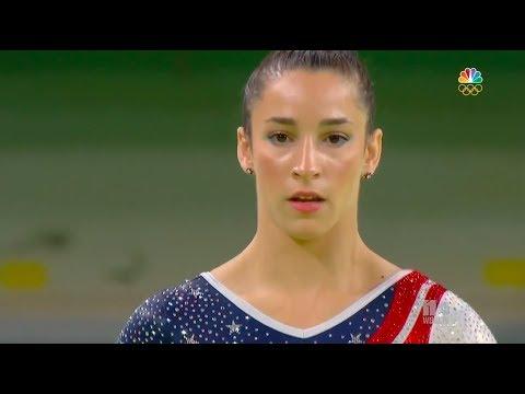 2016 Olympics WAG Team Final NBC