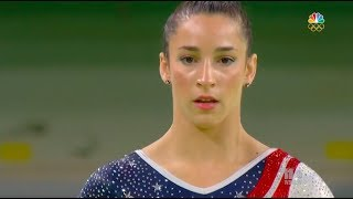 2016 Olympics WAG Team Final NBC