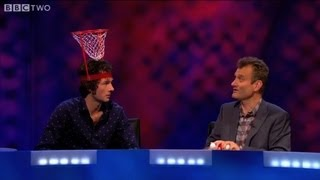 Hugh gives out presents - Mock the Week Christmas Special 2012 - BBC Two