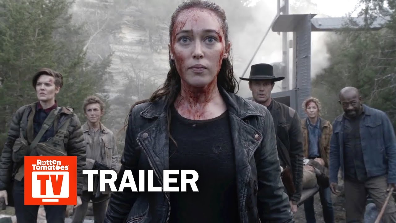 Fear the Walking Dead Season 5 Trailer | \'We Are Coming For You\' | Rotten  Tomatoes TV