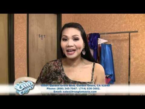 Asia Channel Bits:  Ngọc Huyền backstage!