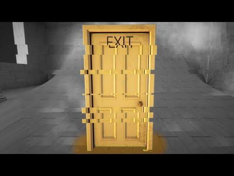ГЛИТЧНЫЙ ВЫХОД ► Door 2 #3 Прохождение