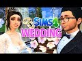The Sims 4 - GETTING MARRIED!! Sims 4 Dream Wedding (Sims 4 Gameplay)