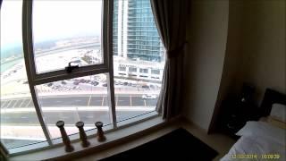 Apartment 803 – 3 Bedrooms+ Maids room Apt at Dorra Bay, with Full Marina & Sea View