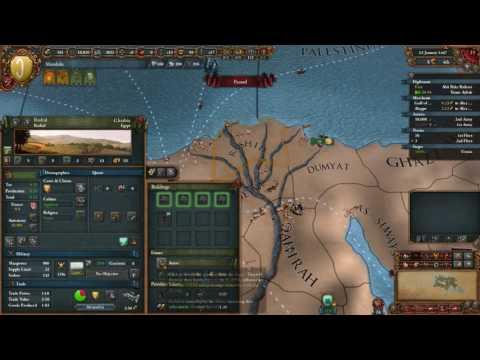 Magyar Let's Play Europa Universalis IV - Kebabtalanítás Népe Front - 1. Rész