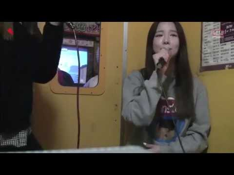 (CUT) EXID Solji at Amusement Arcade (with Gabin from 2NB/Blady)
