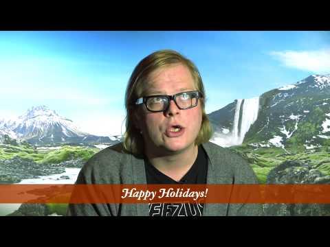 Reyka Icelandic Language Lesson: Holiday