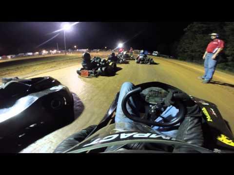 Box stock heavy EL Dawgwood Speedway 9/6/2014