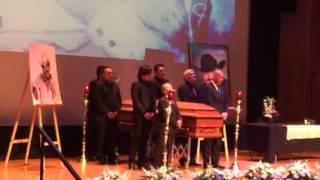 Homenaje a Joan Sebastian en la SACM