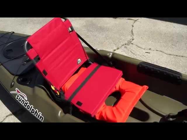DIY Kayak Seat Sun Dolphin Journey 12 SS