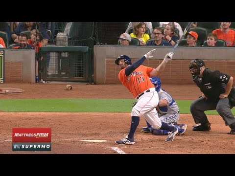 8/4/17: Astros' offense scores 16 runs vs. Jays