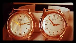 Золотые часы времен СССР