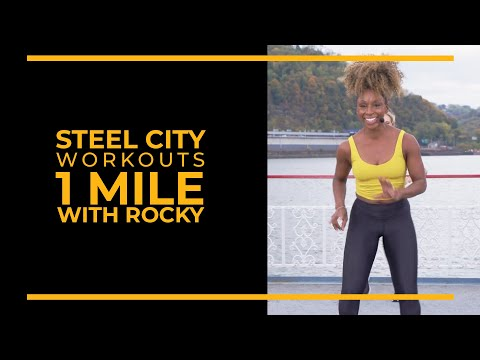 Steel City Workouts | 1 Mile with Rocky