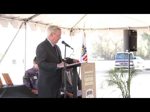 Lenwood Grade Separation Ceremony 2014