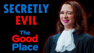 Why The Good Place's Judge is Evil ('The Good Place')