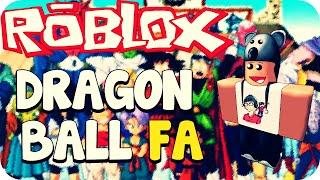 Roblox - Dragon Ball FA #2