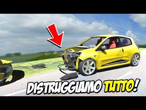 HO DISTRUTTO TOTALMENTE QUESTA AUTO!! - Disassembly 3D ITA
