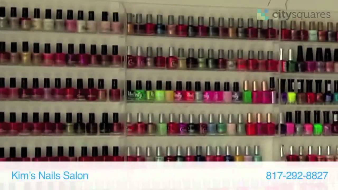 Kim\'s Nails Salon - YouTube
