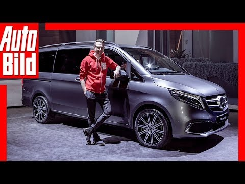 mercedes benz v klasse 2019 facelift vorstellung review youtube mercedes benz v klasse 2019 facelift vorstellung review