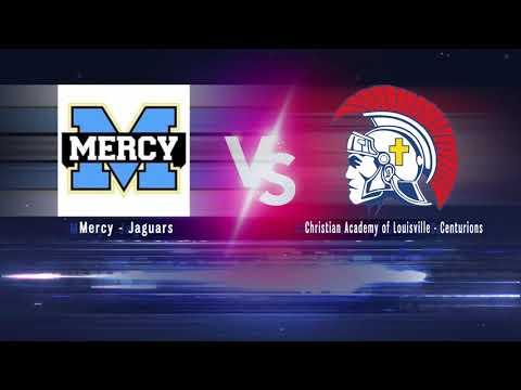Christian Academy of Louisville Girls Soccer vs Mercy Game 1