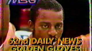 1988 New York Daily News Golden Gloves - Semi Finals