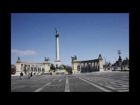 Hungary Timelapse motion Budapest