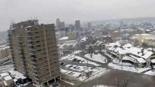 Drone footage Mt. Adams / Cincinnati Ohio