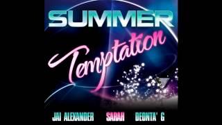 Video Jai Alexander feat. Sarah - Summer Temptation download MP3, 3GP, MP4, WEBM, AVI, FLV September 2017