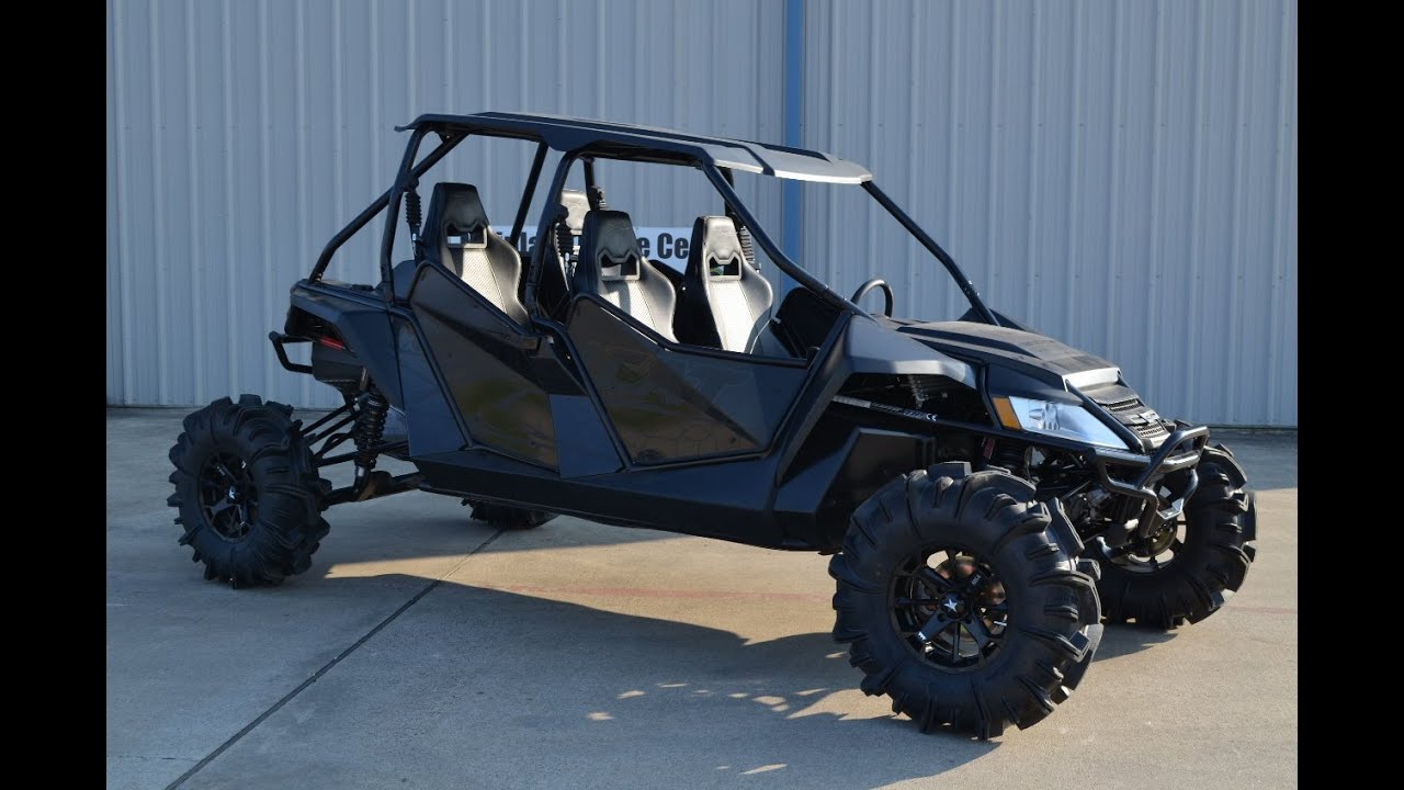 Arctic Cat Wildcat   Seater