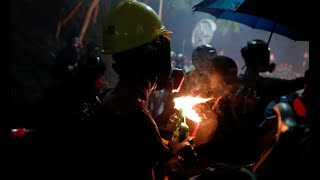 11/13 时事大家谈:恐怖的香港:东方之珠何以沦落至此?