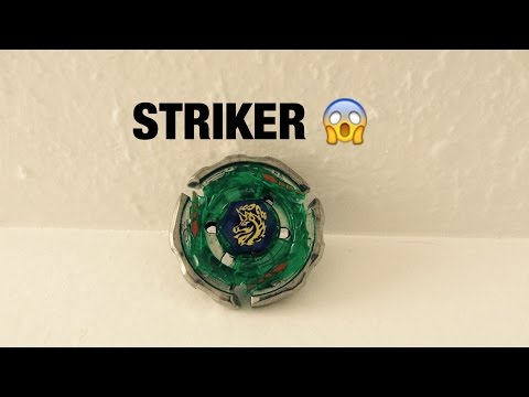 Beyblade UNBOXING RAY STRIKER
