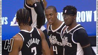 Rajon Rondo Wasn't Happy With Kawhi Leonard's Final Shot vs Mavericks in Game 5 | 2021 NBA Playoffs