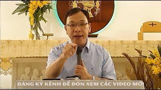 Thánh kinh & phụng vụ tuần thứ 8 lúc 19g30 - 23/10/2017 tại gx An Nhơn - GV