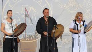 Kurultáj 2018/2 Fehérholló Öskü és a Karabaksa csapat