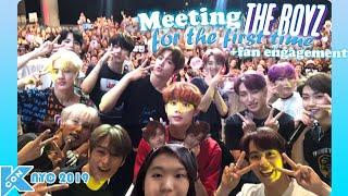 THE BOYZ Experience + Hightouch   KCON NY 2019 더보이즈