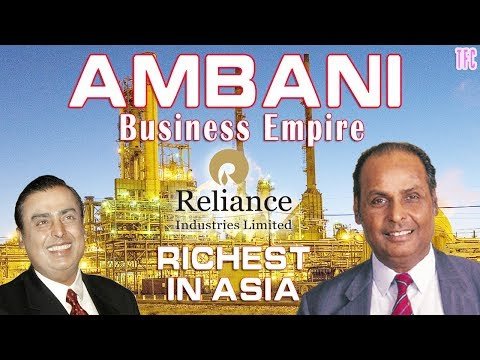 Mukesh Ambani Business Empire (Richest In Asia)   Reliance Industries   How Big Is Reliance?