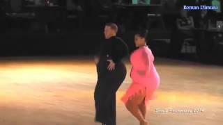 Танец толстушек