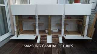 Mission Käfig einfach und schnell selber bauen - Designer Gehege für unsere Kaninchen Ikea/Holz