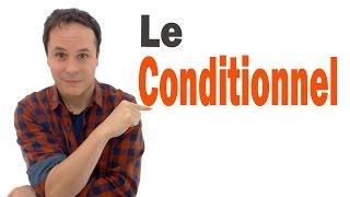 Le Conditionnel - Conjugaison française