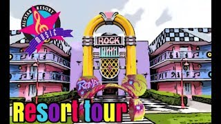 All Star Music Resort Check In And Tour