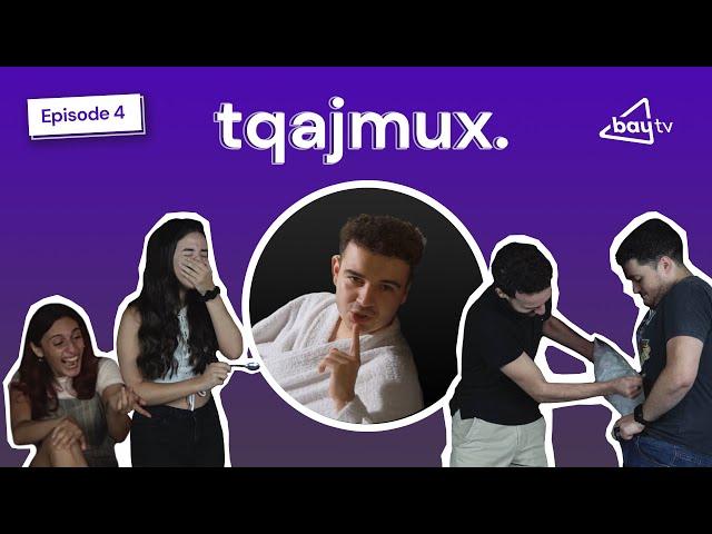 Don't wake up the intern. | TQAJMUX #4