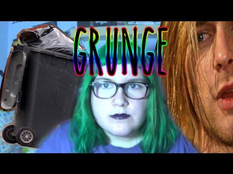 Grunge: Qué es para mí + Consejo de vida - Soy una pringada