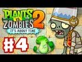 Plants Vs Zombies 2 It 39 S About Time Gameplay Walkthrough Part 4 Ancient Egypt IOS mp3