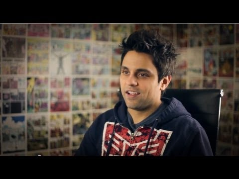 Ray William Johnson Interview
