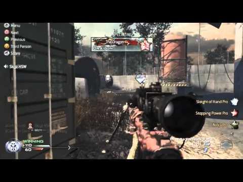 MW2 | Skyz vs XGeN | 2-1