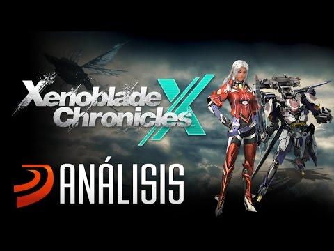 Xenoblade Chronicles X: Un juego de rol enorme para Wii U - Análisis