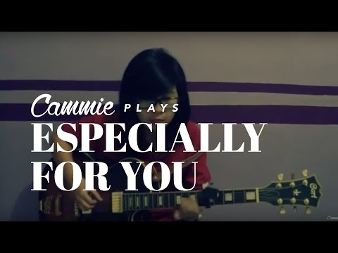Especially For You - Kylie Minogue & Jason Donovan (Fingerstyle Guitar Cover by Cammie Music)